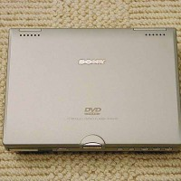 Sony DVD-FX1 Portable DVD/TV