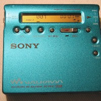 Sony MZ-R900 MD Player
