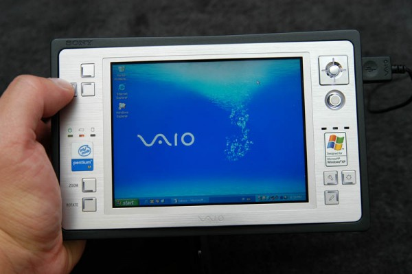 Sony Vaio U70 Laptop