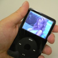 iPod Video 30GB Playing Video