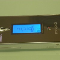 Digitalway MPIO FL100 MP3 Player full view
