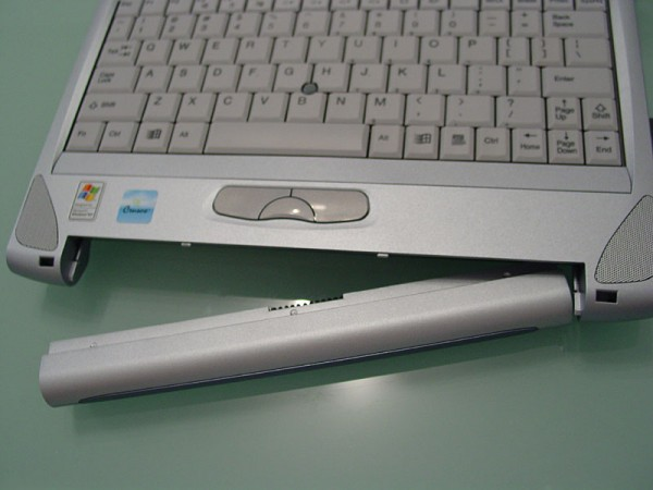 Fujitsu P2040 Notebook battery