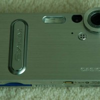Casio Exilim S3 Digital Camera