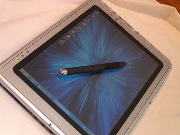 Compaq Tablet PC TC1000 pen