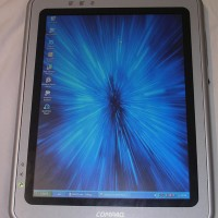 Compaq Tablet PC TC1000 screen