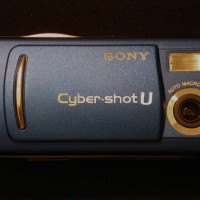 Sony Cybershot DSC-U20 Digital Camera picture 4