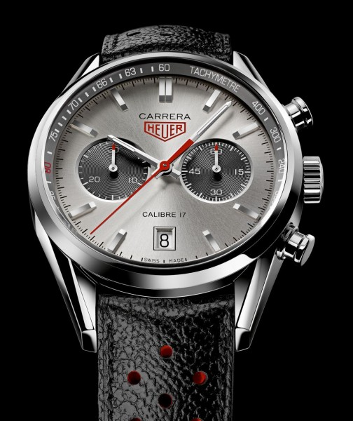 Tag Heur Carrera Calibre 17 80th Birthday Limited Edition