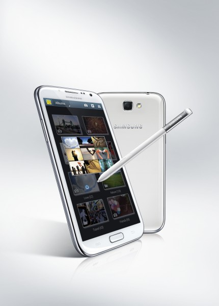 Samsung Galaxy Note 2 pic 2