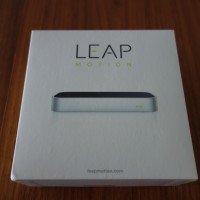 Leapmotion Box